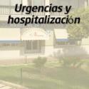 Urgencias y hospitalización
